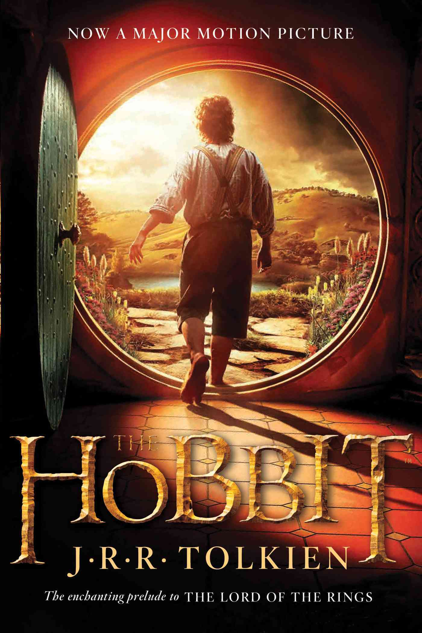 The Hobbit or There and Back Again (Paperback) - Thumbnail 0