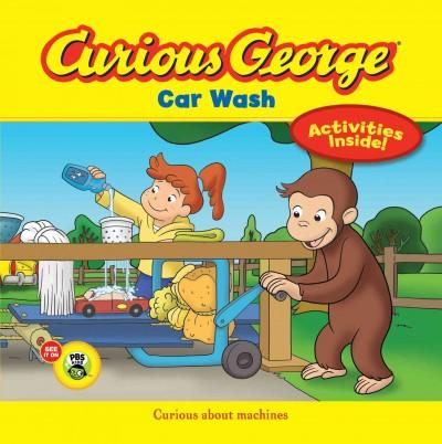 Curious George Car Wash (Paperback)