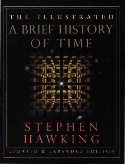 The Illustrated a Brief History of Time (Hardcover)