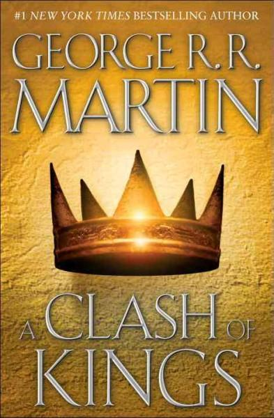 A Clash of Kings (Hardcover) - Thumbnail 0