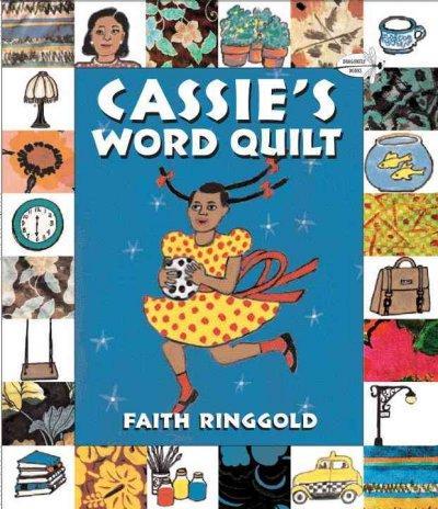 Cassie's Word Quilt (Paperback)