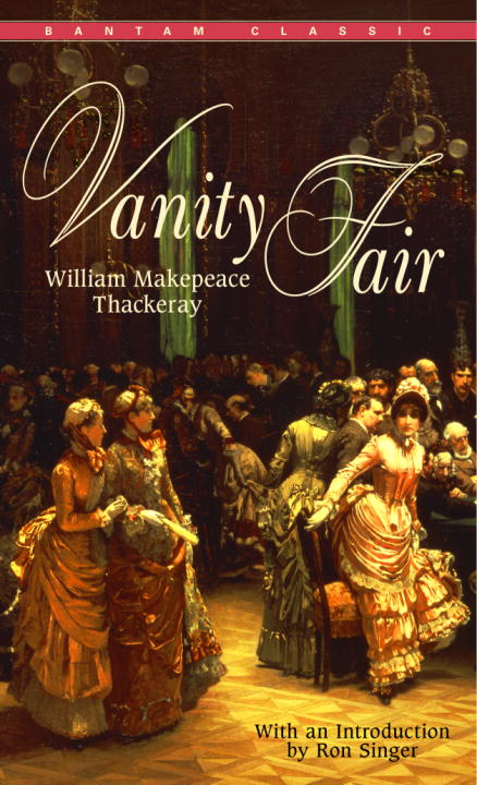 Vanity Fair: A Novel Without a Hero (Paperback)