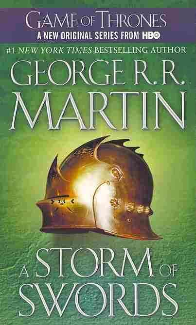 A Storm of Swords (Paperback)