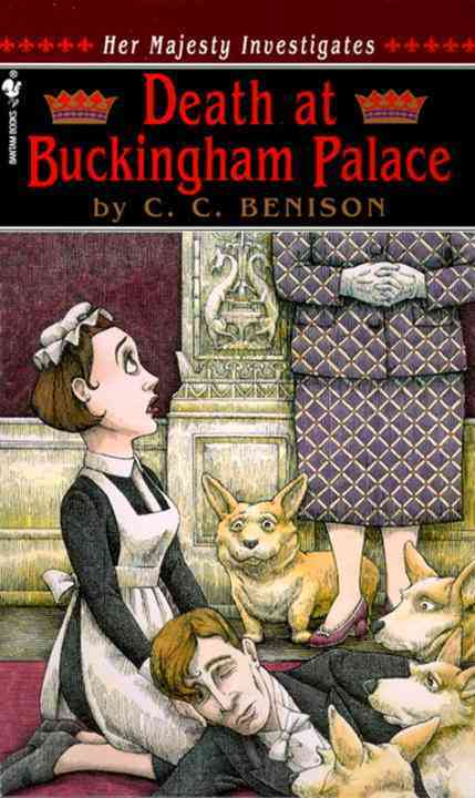 Death at Buckingham Palace: Her Majesty Investigates (Paperback)