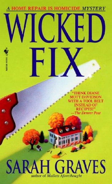 Wicked Fix (Paperback) - Thumbnail 0
