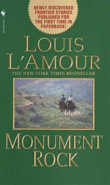 Monument Rock (Paperback)