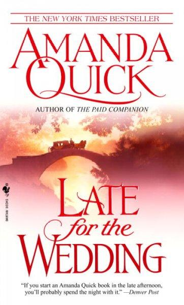 Late for the Wedding (Paperback)