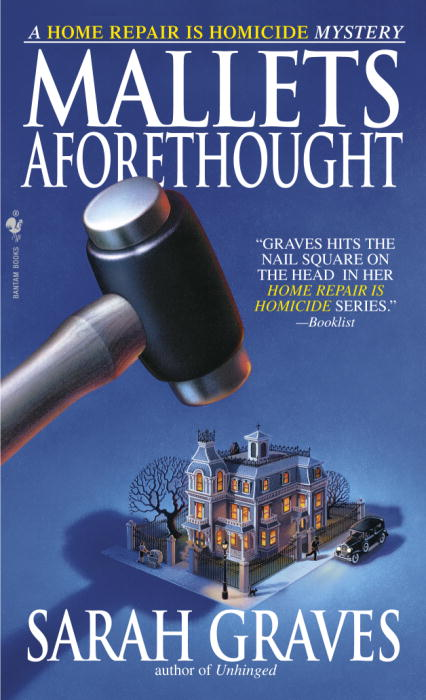 Mallets Aforethought: A Home Repair Is Homicide Mystery (Paperback)