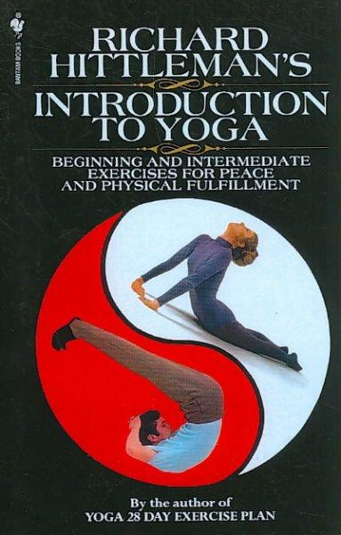 Richard Hittleman's Introduction to Yoga (Paperback)