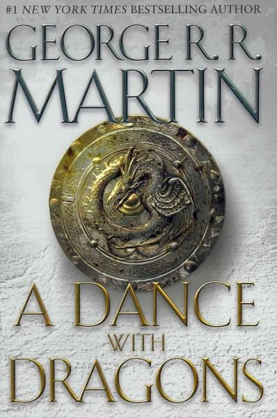 A Dance With Dragons (Hardcover) - Thumbnail 0