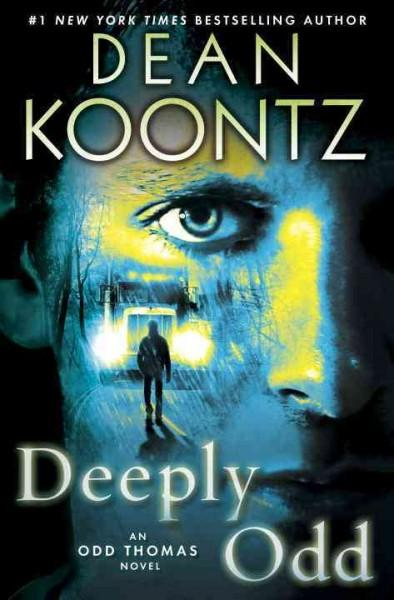Deeply Odd (Hardcover) - Thumbnail 0