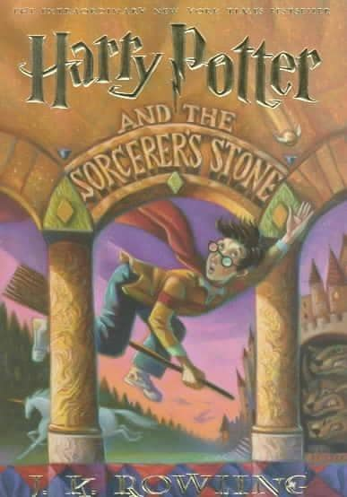 Harry Potter and the Sorcerer's Stone (Paperback) - Thumbnail 0