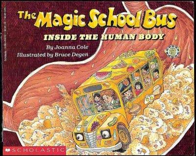 The Magic School Bus Inside the Human Body (Paperback)