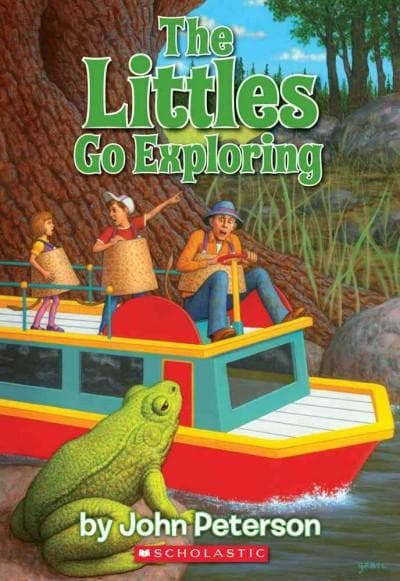 The Littles Go Exploring (Paperback)