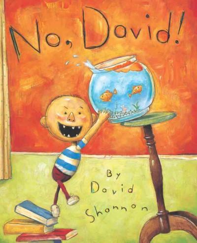 No, David! (Hardcover)