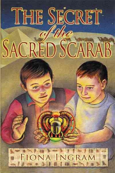 The Secret of the Sacred Scarab (Hardcover)