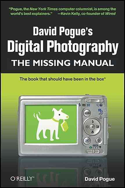 Digital Photography: The Missing Manual (Paperback)