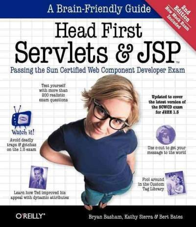 Head First Servlets and JSP (Paperback)