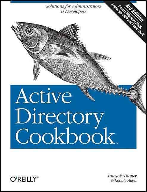 Active Directory Cookbook (Paperback)