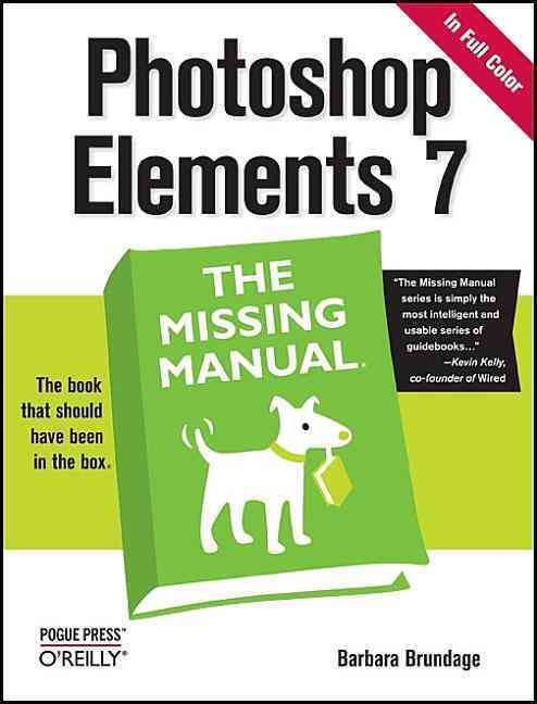 Photoshop Elements 7: The Missing Manual (Paperback)