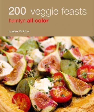 200 Veggie Feasts (Paperback)