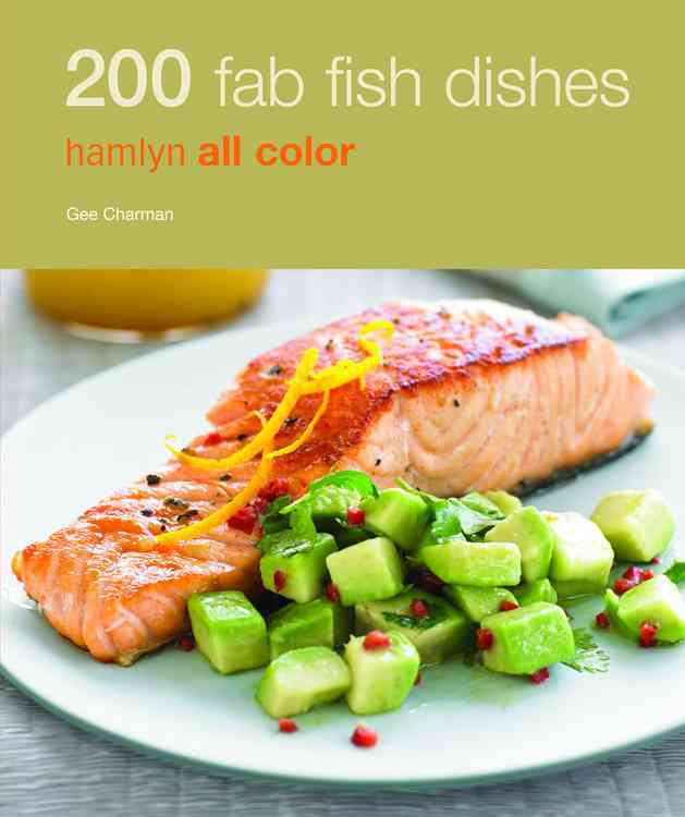 200 Fab Fish Dishes (Paperback)