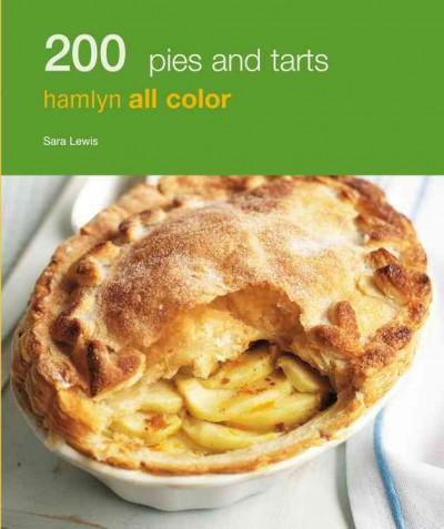 200 Pies and Tarts (Paperback)