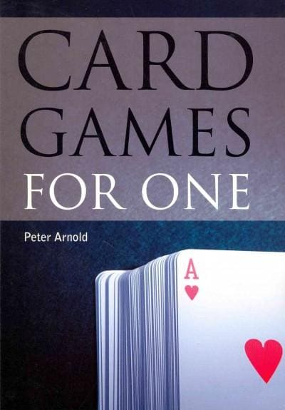 Card Games for One (Paperback)