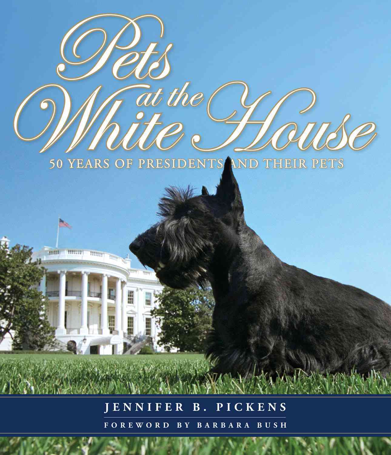 Pets at the White House (Hardcover)