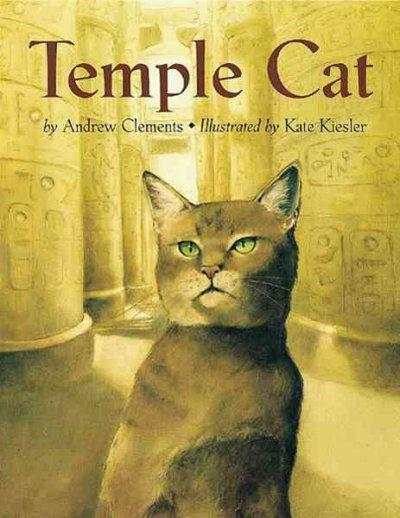 Temple Cat (Paperback)