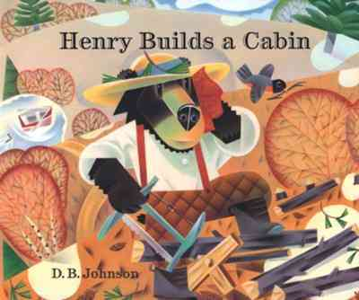 Henry Builds a Cabin (Hardcover)