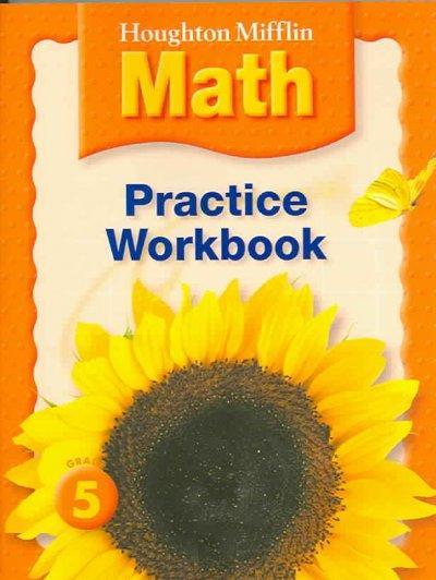 Math: Practice Workbook Grade 5 (Paperback)