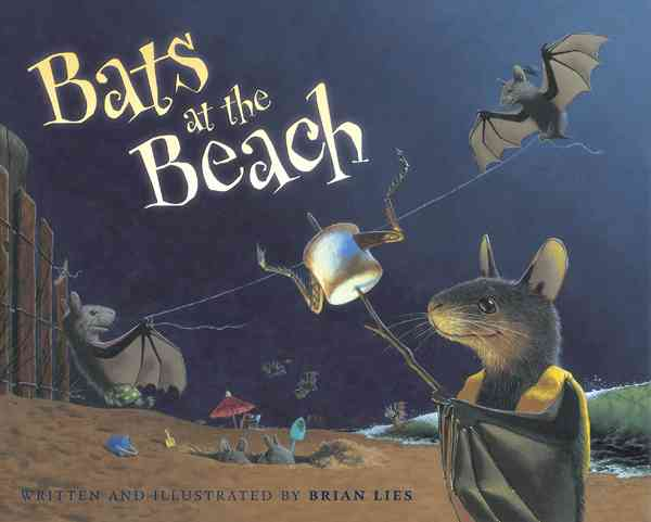 Bats at the Beach (Hardcover)