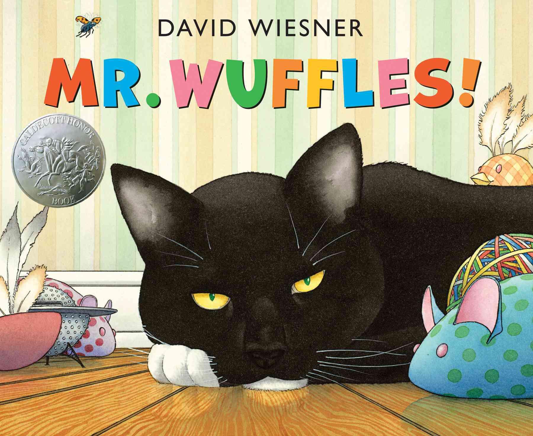 Mr. Wuffles! (Hardcover)