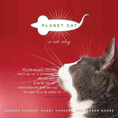 Planet Cat: A Cat-alog (Paperback)