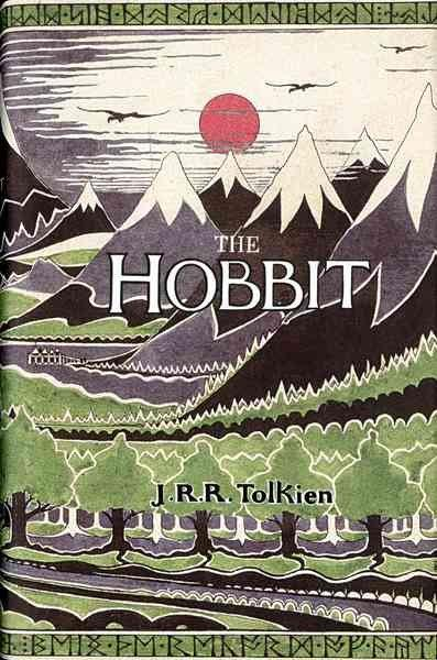 The Hobbit: Or There and Back Again (Hardcover) - Thumbnail 0