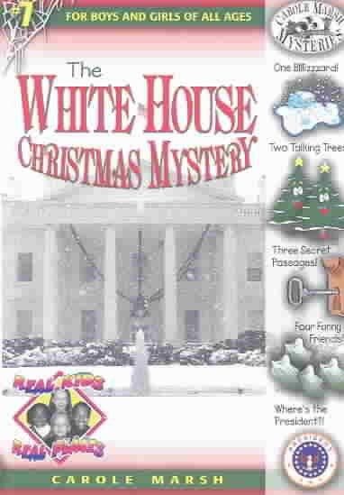 The White House Christmas Mystery (Paperback)