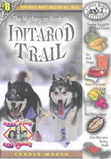 The Mystery on Alaska's Iditarod Trail (Paperback)