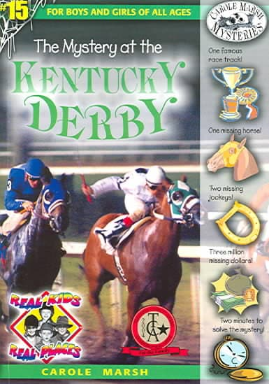 The Mystery at the Kentucky Derby (Paperback)