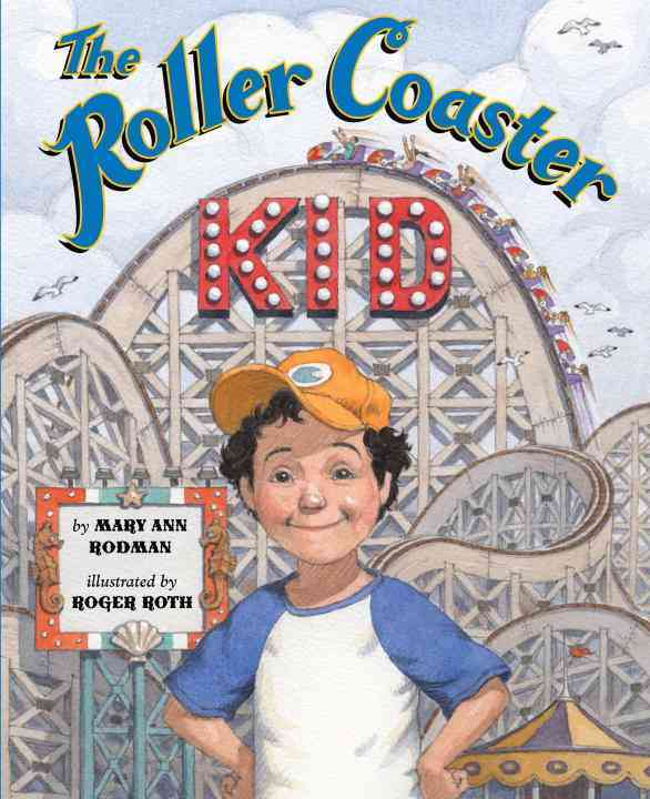 The Roller Coaster Kid (Hardcover)