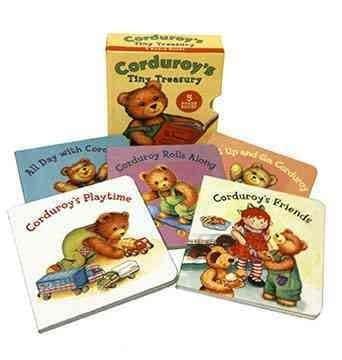 Corduroy's Tiny Treasury (Board book)