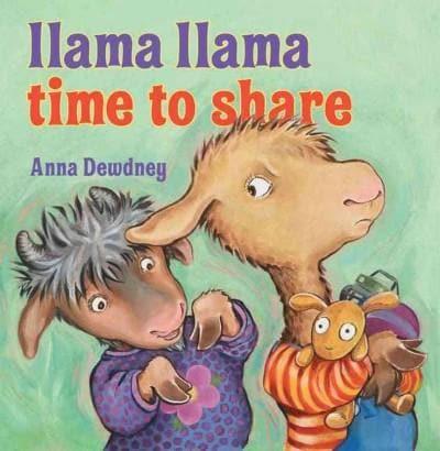 Llama Llama, Time to Share (Hardcover)