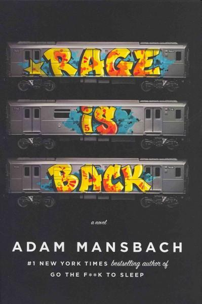 Rage Is Back (Hardcover)