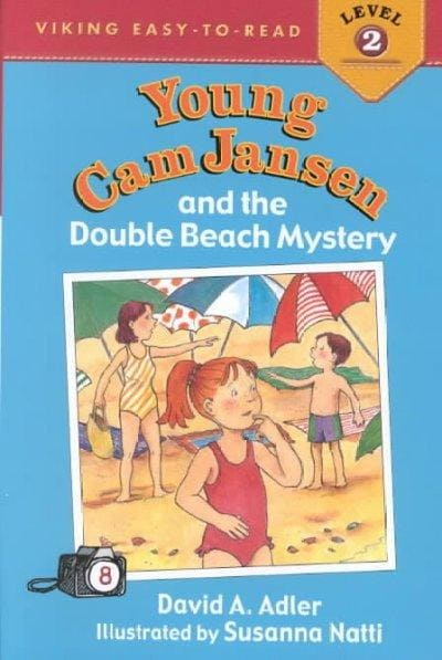 Young Cam Jansen and the Double Beach Mystery (Hardcover)
