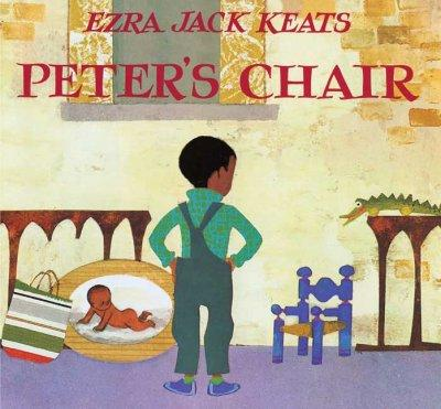 Peter's Chair (Board book)
