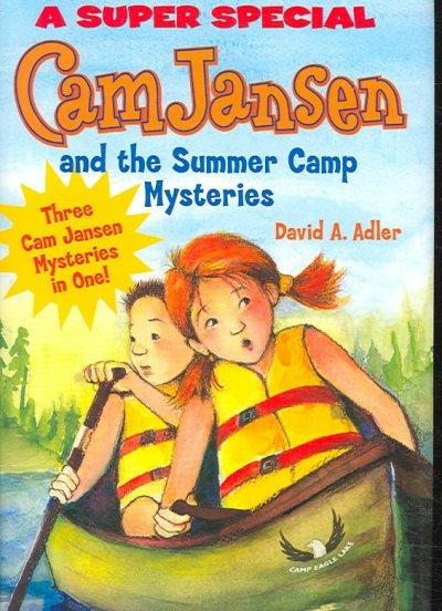 Cam Jansen and the Summer Camp Mysteries: A Super Special (Hardcover)