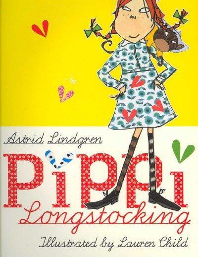 Pippi Longstocking (Hardcover)