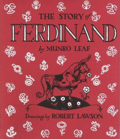 Story of Ferdinand (Hardcover)