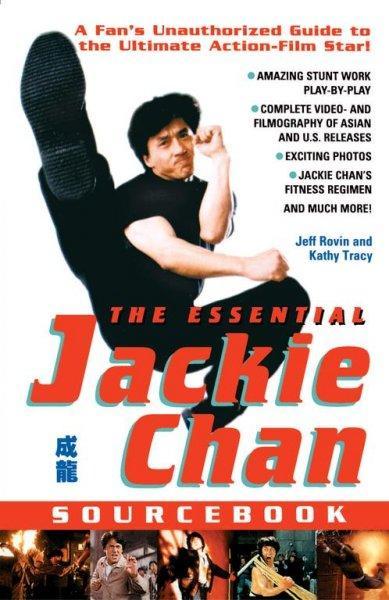 The Essential Jackie Chan Sourcebook (Paperback)