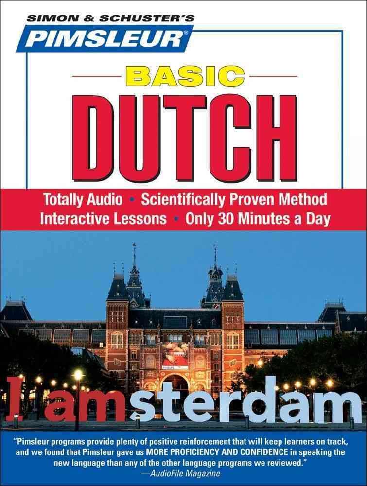 Pimsleur Basic Dutch (CD-Audio) - Thumbnail 0